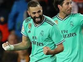 Benzema: I want to win LaLiga with Real Madrid