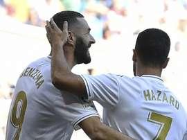 Dupla BH: Real Madrid tem nova parceria. Goal