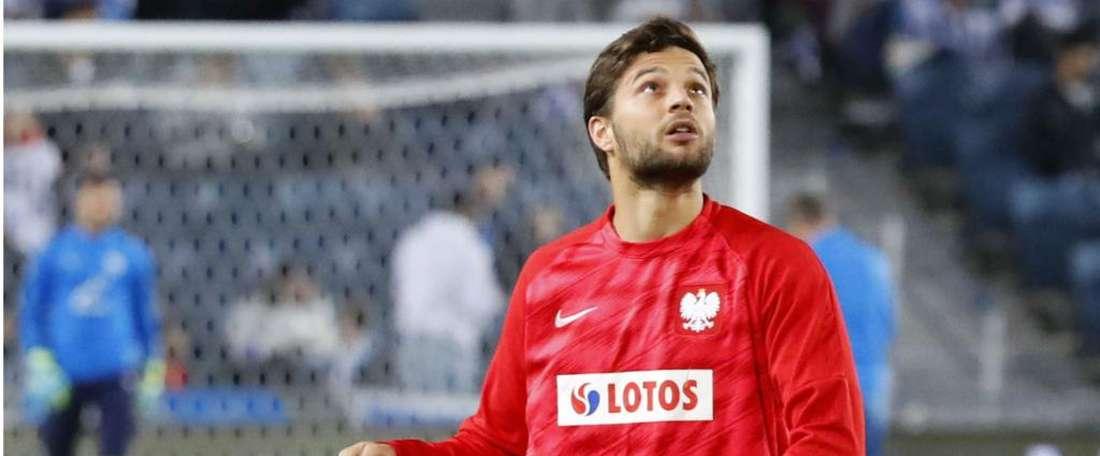 Sampdoria, Bereszynski costretto all'intervento chirurgico: lesione al menisco esterno