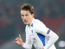 Sheffield United complete Sander Berge signing for club-record fee. GOAL