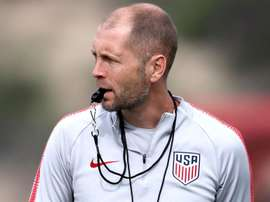 Uruguay draw good preparation for World Cup qualifying, says USA boss Berhalter