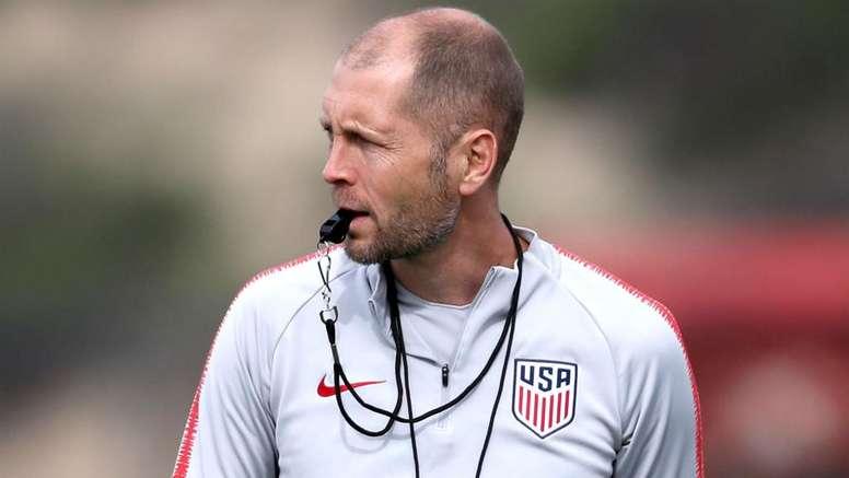 Uruguay draw good preparation for World Cup qualifying, says USA boss Berhalter