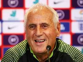 Kosovo boss: England best in world