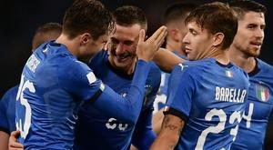AO VIVO: Itália 1 x 1 Ucrânia: Sinal de alerta ligado para italianos