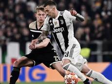 Bernardeschi rilancia la Juve. Goal