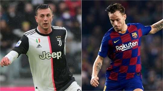 Scambio Rakitic-Bernardeschi: la Juve chiede un conguaglio più alto