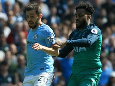 Bernardo Silva admitted nerves got to his side. GOAL