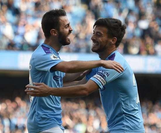 Manchester City fait voler Watford en éclats. Goal