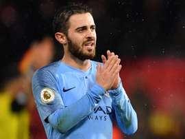 Silva y croit. Goal