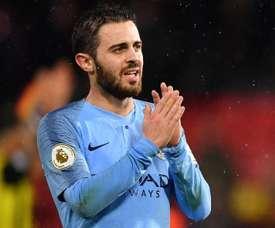Silva veut rester à City. Goal