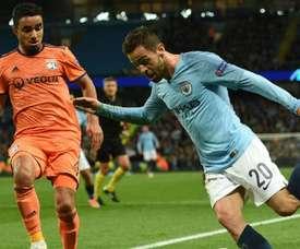 Manchester City pas si confiant avant Lyon ? gOAL