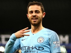 Silva upbeat about Man City chances