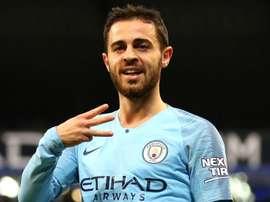 Silva upbeat about Man City chances