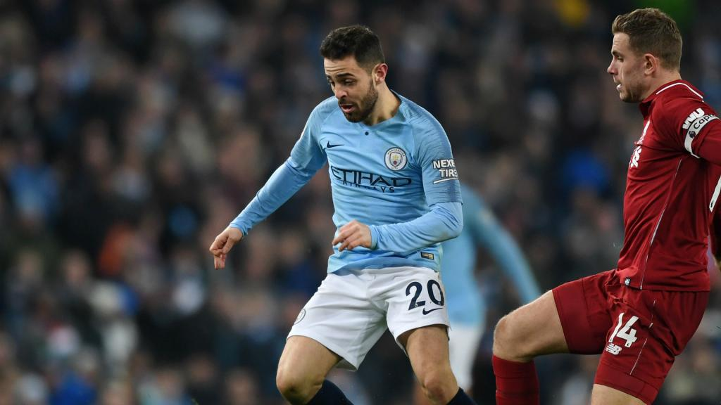 I haven't seen a performance like Bernardo Silva's for a long time – Guardiola. Goal