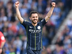 Bernardo Silva has risen to be one of the best players in the Premier League. GOAL