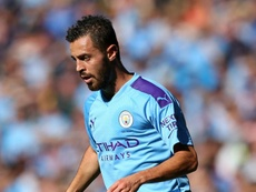 Bernardo has been banned. GOAL