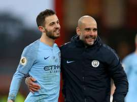 Bernardo Silva has apologised to the FA over his tweet about Mendy. GOAL