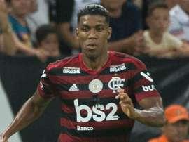 Berrío receba oferta do Paraguai mas recusa. Goal