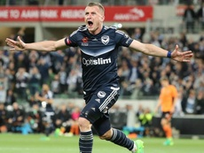 Former Victory star Berisha joins Western United. GOAL