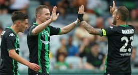 Mariners battered by Western United, Melbourne City beat Brisbane. GOAL
