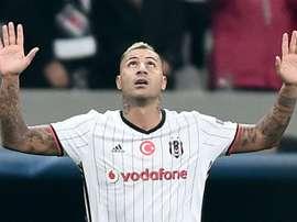 Ricardo Quaresma during a match with Besiktas. Goal