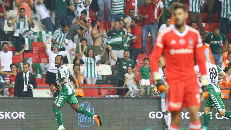 Pas de Supercoupe pour le Besiktas. Goal