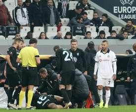 Europa League, l'UEFA non perdona Quaresma: fallo killer, tre turni di stop