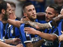 L'esterno ex Fiorentina, ora all'Inter, Biraghi. Goal