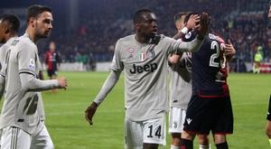 Matuidi attacca la tifoseria rossoblù. Goal