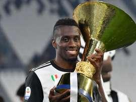 Matuidi looks set to sign a new contract at Juventus. GOAL