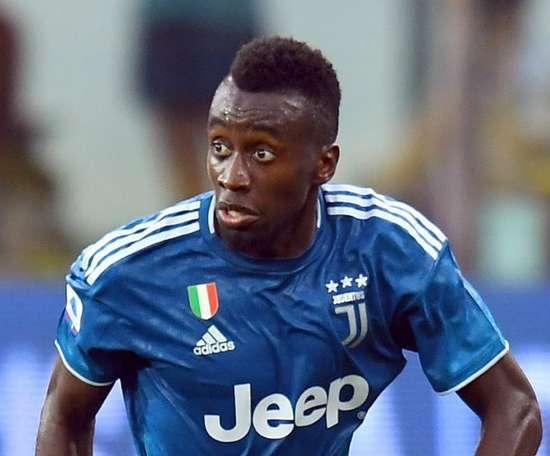 Matuidi was always clear he would stay at Juventus. GOAL