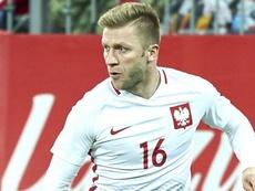 Forward is keen to return to homeland Poland. GOAL