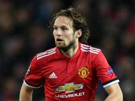 Daley Blind could be making a move back to Ajax. Goal
