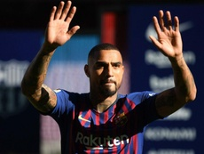 Barcelona's signing of Boateng from Sassuolo has surprised many. GOAL