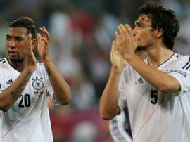 Boateng and Hummels.