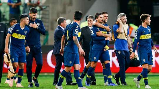 Boca assistant Gustavo Barros Schelotto is expecting a tough battle in the Superclasico. GOAL