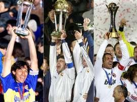 Confira quem já levantou o troféu. Goal