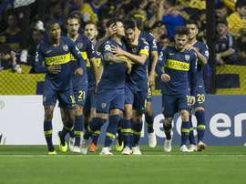 Copa Libertadores Review: Zarate leads Boca, River draw