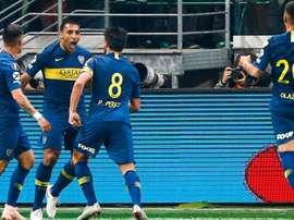 Boca will face River in the Copa Libertadores final. GOAL