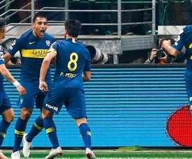 Boca will face River in the Copa Libertadores final. GOAL