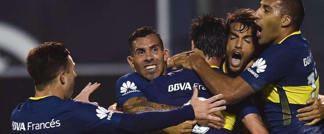 Boca Juniors seal second straight title