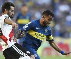 Boca vs River Plate is a huge footballing rivalry. GOAL