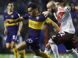 Report: Boca 1-0 River (1-2 agg)