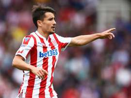 Bojan's first goal of the season earned Stoke City a point. GOAL