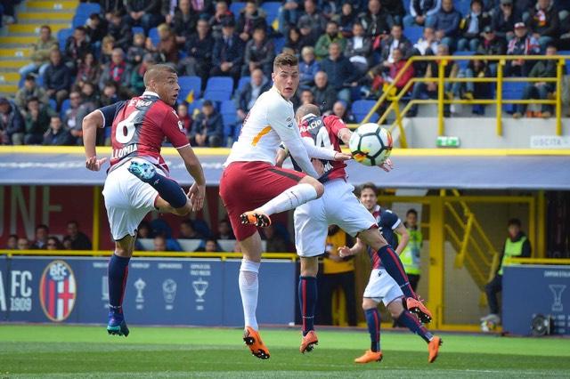 L'AS Rome contrariée avant le Barça
