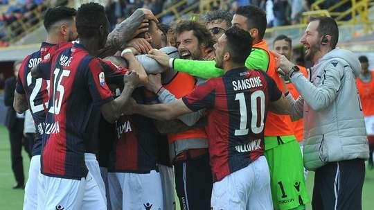 Il Bologna continua a vincere. Goal