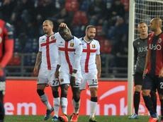 Il Genoa rivede la quota salvezza. Goal