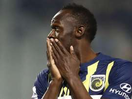 Bolt is aiming at a career. GOAL