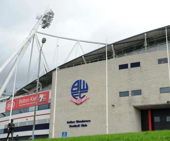 There have been a lot of problems at Bolton recently. GOAL