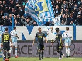 La Juventus s'est inclinée. Goal